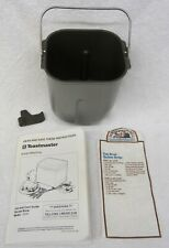 toastsmaster model 1171 bread machine manual