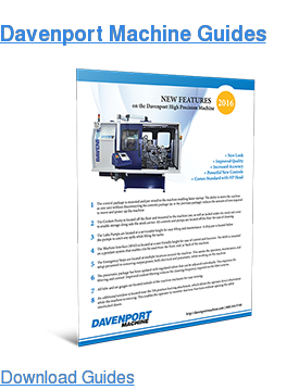 davenport screw machine manual download free