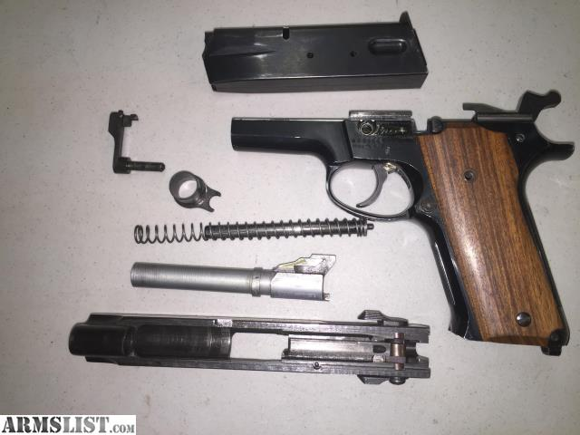 smith and wesson model 459 manual